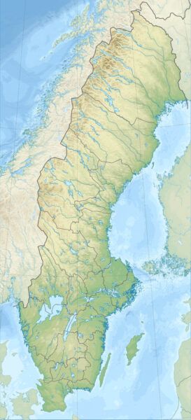 Sweden_LCC_relief_location_map